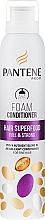 Düfte, Parfümerie und Kosmetik Pflegender Conditioner für dünnes Haar - Pantene Pro-V Superfood Foam Conditioner