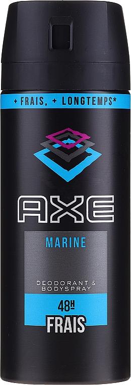 Deospray - Axe Marine Deodorant Spray