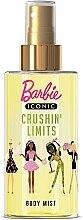 Düfte, Parfümerie und Kosmetik Bi-es Barbie Iconic Crushin' Limits - Parfümierter Körpernebel
