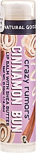 Düfte, Parfümerie und Kosmetik Lippenbalsam - Crazy Rumors Cinnamon Bun