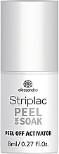 Düfte, Parfümerie und Kosmetik Peel-Off Activator für trockene Nägel - Alessandro International Striplac Peel Or Soak Peel Off Activator