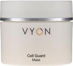 Düfte, Parfümerie und Kosmetik Glättende und aufhellende Gesichtscreme-Maske - Vyon Cell Guard Mask