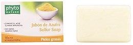 Düfte, Parfümerie und Kosmetik Schwefelseife gegen Akne - Luxana Phyto Nature Sulfur Soap