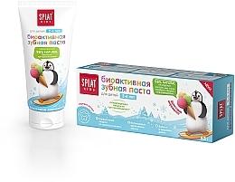 Düfte, Parfümerie und Kosmetik Kinderzahnpasta 2-6 Jahre mit Frucht-Eiscreme-Geschmack - SPLAT Kids