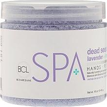 Düfte, Parfümerie und Kosmetik Meersalz mit Jasmin und Lavendel - BCL SPA Jasmine Lavender Salt Soak