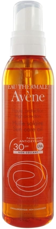 Körperöl - Avene Hulie Solarie SPF 30 — Bild N1