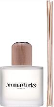 Düfte, Parfümerie und Kosmetik Aroma-Diffusor mit Duftholzstäbchen Erziehung - AromaWorks Nurture Reed Diffuser