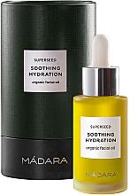 Düfte, Parfümerie und Kosmetik Beruhigendes und feuchtigkeitsspendendes Gesichtselixier - Madara Cosmetics Superseed Soothing Hydration Beauty Oil