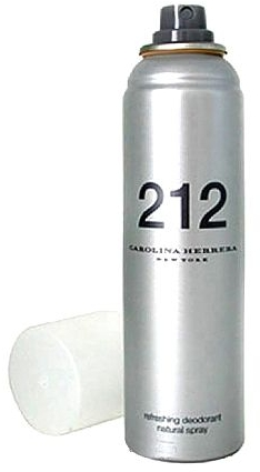 Carolina Herrera 212 For Women - Deospray — Bild N1