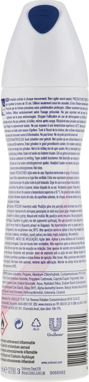 Deospray Antitranspirant - Rexona Biorythm Deodorant Spray — Bild N2