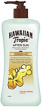 Düfte, Parfümerie und Kosmetik Feuchtigkeitsspendende After Sun Körperlotion - Hawaiian Tropic Ultra Radiance After Sun Lotion Island Mango