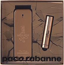 Düfte, Parfümerie und Kosmetik Paco Rabanne 1 Million - Duftset (Eau de Toilette 100ml + Eau de Toilette Mini 10ml)