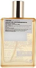 Regenerierendes Öl für Gesicht, Körper und Haar - Lierac Sensorielle 3 Fleurs D`Agrumes Hydratation Oil — Bild N2