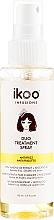 Düfte, Parfümerie und Kosmetik Glättendes Anti-Frizz Haarspray mit Mandelölextrakt und Avokadoöl - Ikoo Infusions Duo Treatment Spray Anti Frizz