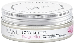 Düfte, Parfümerie und Kosmetik Shea-Körperbutter Magnolie - Kanu Nature Magnolia Body Butter