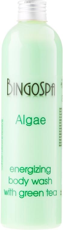 Erfrischendes Duschgel mit Algen und grünem Tee - BingoSpa Algae Energizing Body Wash With Green Tea — Bild N2