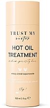 Düfte, Parfümerie und Kosmetik Haaröl mit Avocado, Macadamia- und Olivenöl - Trust My Sister Medium Porosity Hair Hot Oil Treatment