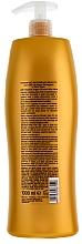 Feuchtigkeitsspendendes Shampoo mit Arganöl und Aloe Vera - Brelil Bio Traitement Cristalli d'Argan Shampoo Intensive Beauty — Bild N2