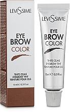 Düfte, Parfümerie und Kosmetik Augenbrauenfarbe - LeviSsime Eye Brow Color