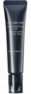 Revitalisierende Augenkonturcreme für Männer - Shiseido Total Revitalizer Eye — Bild N1
