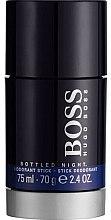 Hugo Boss Boss Bottled Night - Parfümierter Deostick — Bild N1