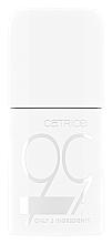 Düfte, Parfümerie und Kosmetik Natürlicher Nagelunterlack - Catrice Natural Base Coat
