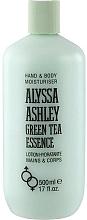 Düfte, Parfümerie und Kosmetik Alyssa Ashley Green Tea Essence - Körperlotion