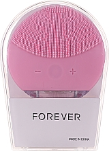 Düfte, Parfümerie und Kosmetik Reinigende Smart-Massagebürste für das Gesicht Lina Mini pink - Forever Lina Mini Facial Cleansing Brush Pink
