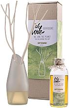 Düfte, Parfümerie und Kosmetik Aromadiffusor mit Glasvase Zitronengras - We Love The Planet Light Lemongras Diffuser