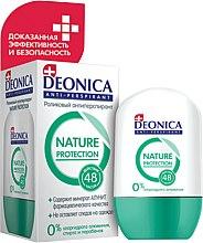 Düfte, Parfümerie und Kosmetik Deo Roll-on Antitranspirant - Deonica Nature Protection