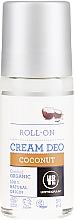Düfte, Parfümerie und Kosmetik Deo-Creme Roll-on - Urtekram Coconut Cream Deodorant Roll-on