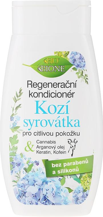 Regenerierende Haarspülung mit Ziegenmilch - Bione Cosmetics Goat Milk Hair Conditioner