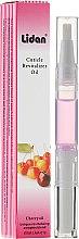 Düfte, Parfümerie und Kosmetik Nagel- und Nagelhautpflegeöl mit Kirschduft - Lidan Curticle Revitalizer Cherry Oil