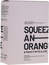Düfte, Parfümerie und Kosmetik Gesichtspflegeset - Veoli Botanica Squeeze An Orange (Gesichtsöl 132.7g + Handtuch 1 St.)