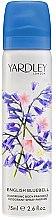 Düfte, Parfümerie und Kosmetik Yardley English Bluebell Contemporary Edition - Deospray