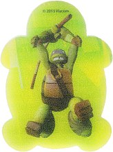 Düfte, Parfümerie und Kosmetik Kinder-Badeschwamm Die Ninja Turtles Leonardo 5 - Suavipiel Turtles Bath Sponge