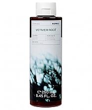 Düfte, Parfümerie und Kosmetik Duschgel mit Vetiverwurzel, grünem Tee und Zedernholz - Korres Vetiver Root Green Tea & Cedarwood Shower Gel
