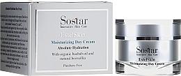 Düfte, Parfümerie und Kosmetik Feuchtigkeitsspendende Tagescreme für das Gesicht - Sostar EstelSkin Moisturizing Day Cream