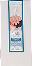 Düfte, Parfümerie und Kosmetik Nagelbalsam zur Festigung der Nägel inkl. 4-seitigem Polierblock - Surgic Touch Nail Pro Balm