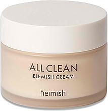 Düfte, Parfümerie und Kosmetik Feuchtigkeitsspendende Gesichtscreme mit Kakadu-Pflaumen-Exrakt - Heimish All Clean Blemish Cream