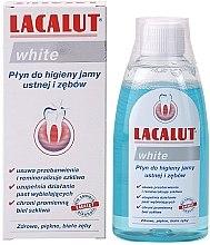 Düfte, Parfümerie und Kosmetik Mundspülung mit bleichender Wirkung - Lacalut White