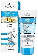 Düfte, Parfümerie und Kosmetik Kühlgel - Floslek Arnica Active Cooling Gel
