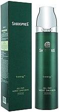 Düfte, Parfümerie und Kosmetik Feuchtigkeitsspendende Anti-Falten Gesichtsemulsion - Shangpree S Energy All Day Moist Emulsion