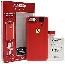 Düfte, Parfümerie und Kosmetik Ferrari Scuderia Ferrari Red - Duftset (Eau de Toilette Refill 25ml + Case)