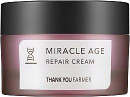 Düfte, Parfümerie und Kosmetik Regenerierende Anti-Aging Gesichtscreme - Thank You Farmer Miracle Age Cream