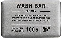 Düfte, Parfümerie und Kosmetik Körperseife für Männer mit Zitrusduft - Bath House Citrus Fresh Wash Bar