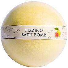 Düfte, Parfümerie und Kosmetik Sprudelnde Badebombe mit Guave-Duft - Kanu Nature Bath Bomb Guava