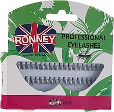 Düfte, Parfümerie und Kosmetik Wimpernbüschel-Set 10, 12, 14 mm - Ronney Professional Eyelashes 00034