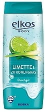 Düfte, Parfümerie und Kosmetik Duschgel Limette & Zitronengras - Elkos Lime & Lemongrass Shower Gel