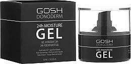 Düfte, Parfümerie und Kosmetik Feuchtigkeitsspendendes Gesichtsgel - Gosh Donoderm 24h Moisture Gel Prestige